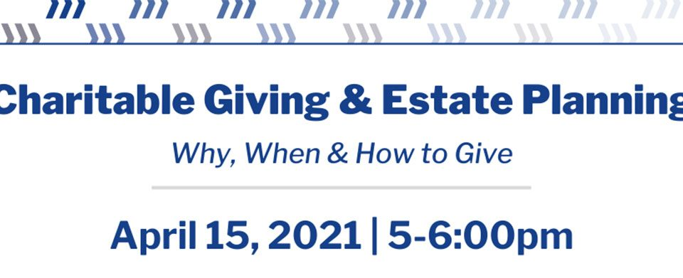 DeKalb County Community Foundation, Estate Planning
