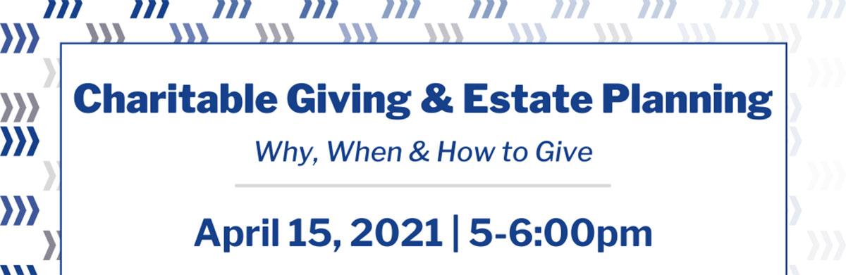 DeKalb County Community Foundation, Estate Planning