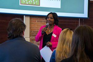 DeKalb County Community Foundation, Tiffany McQueen Lewis